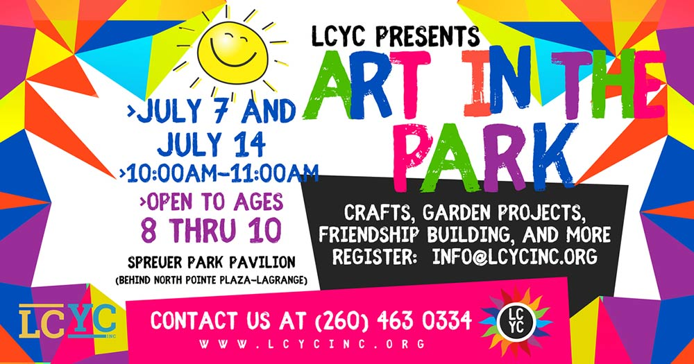 LCYC Art in the Park