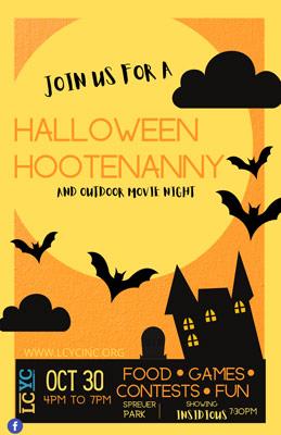 2021 LCYC Halloween Hootenanny